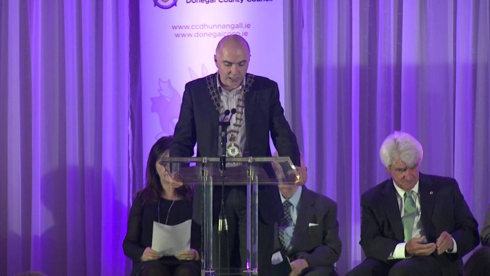 Chair-of-Donegal-County-Council-John-Campell-speech-at-the-2014-Tip-ONeill-Irish-Diaspora-Awards